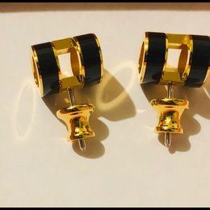 Earrings by Hermès